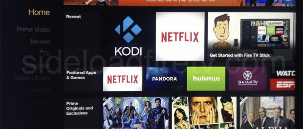 XBMC-on-Homescreen